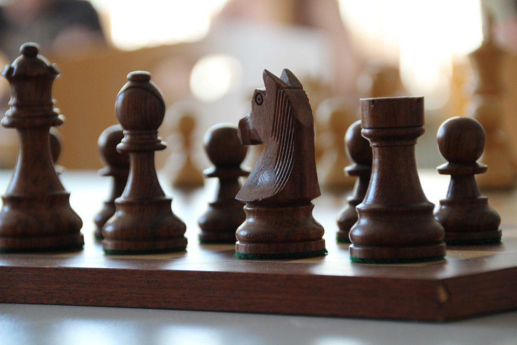 scacchi, pensiero logico razionale
